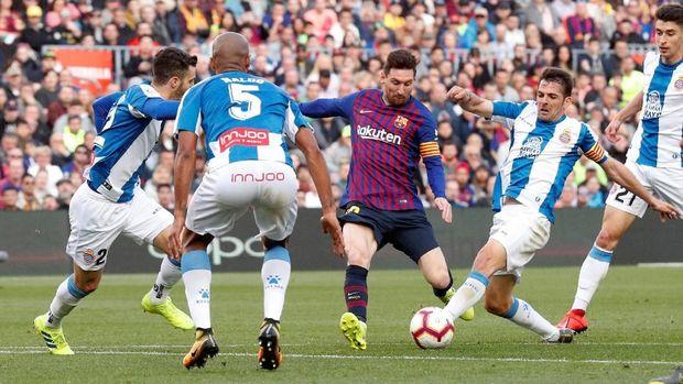 Ketika Messi Melakukan Tendangan Bebas Banyak Pemain Atau Klub Yang Takut 2019