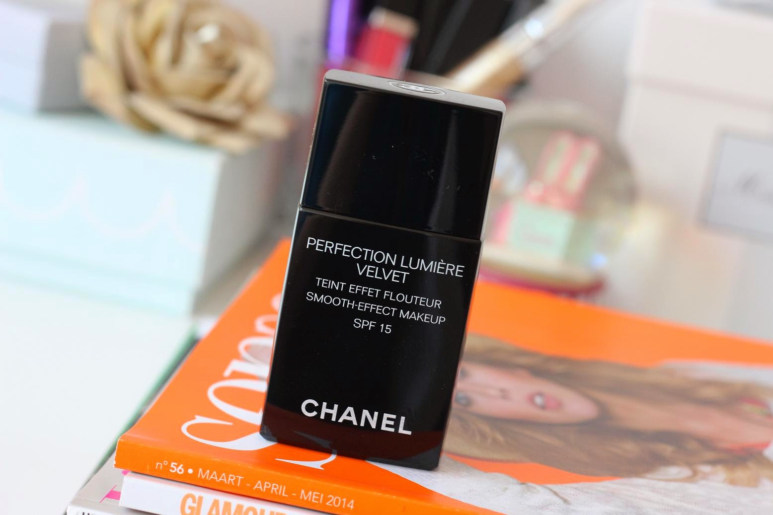 Chanel Perfection Lumière Velvet foundation