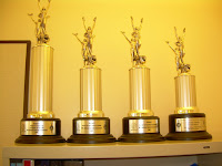 debate trophies Marquette University High School Milwaukee