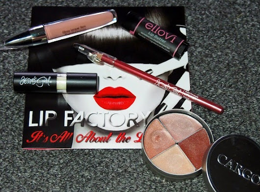 Lip Factory March 2014