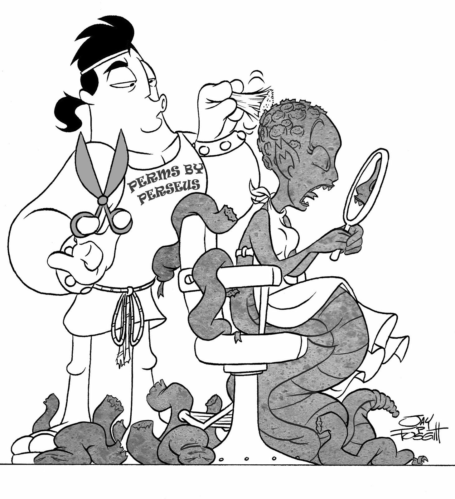 CUTE AND CREEPY: The blog of cartoonist Jay P. Fosgitt: 10 ...