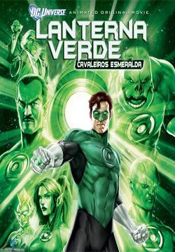 Lanterna Verde: Cavaleiros Esmeralda - DVDRip Dual Áudio
