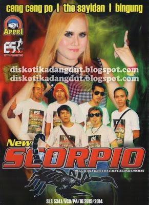 New Scorpio Reggae Djandhut Vol 3 2014