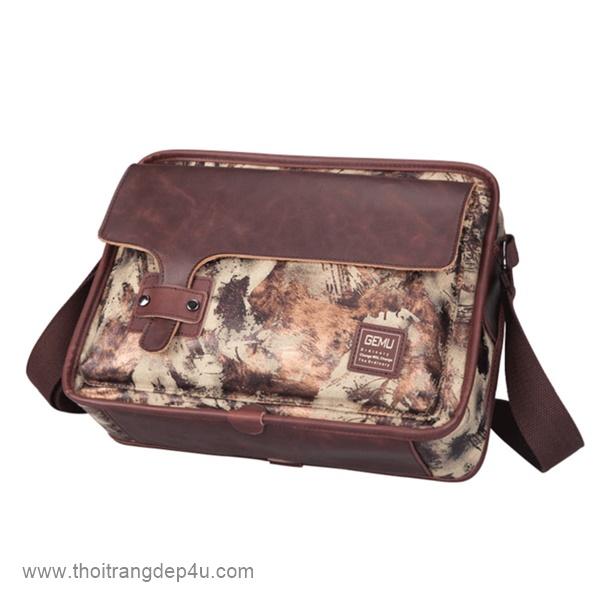 Túi đeo chéo nam đẹp galaxy trẻ trung VF245