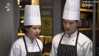 Man Who Sets the Table Episode 18 Subtitle Indonesia