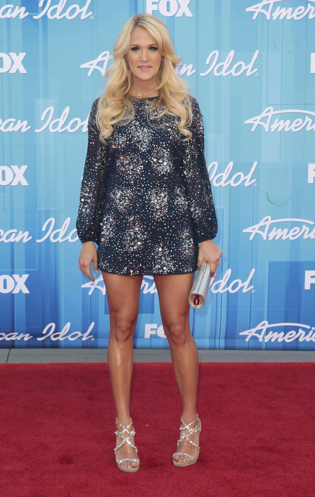 Carrie Underwood Celebrity Shoes Gallery