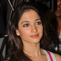 Tamanna at rebel launch