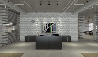 Verde Reception Area