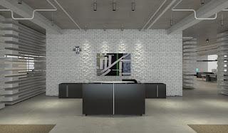 Verde Reception Area