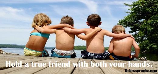 Freundschaftssprüche-kurz