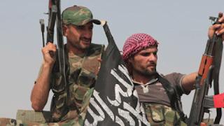 Leader of U.S. Supported Syrian Rebel Group Backs Al-Qaida