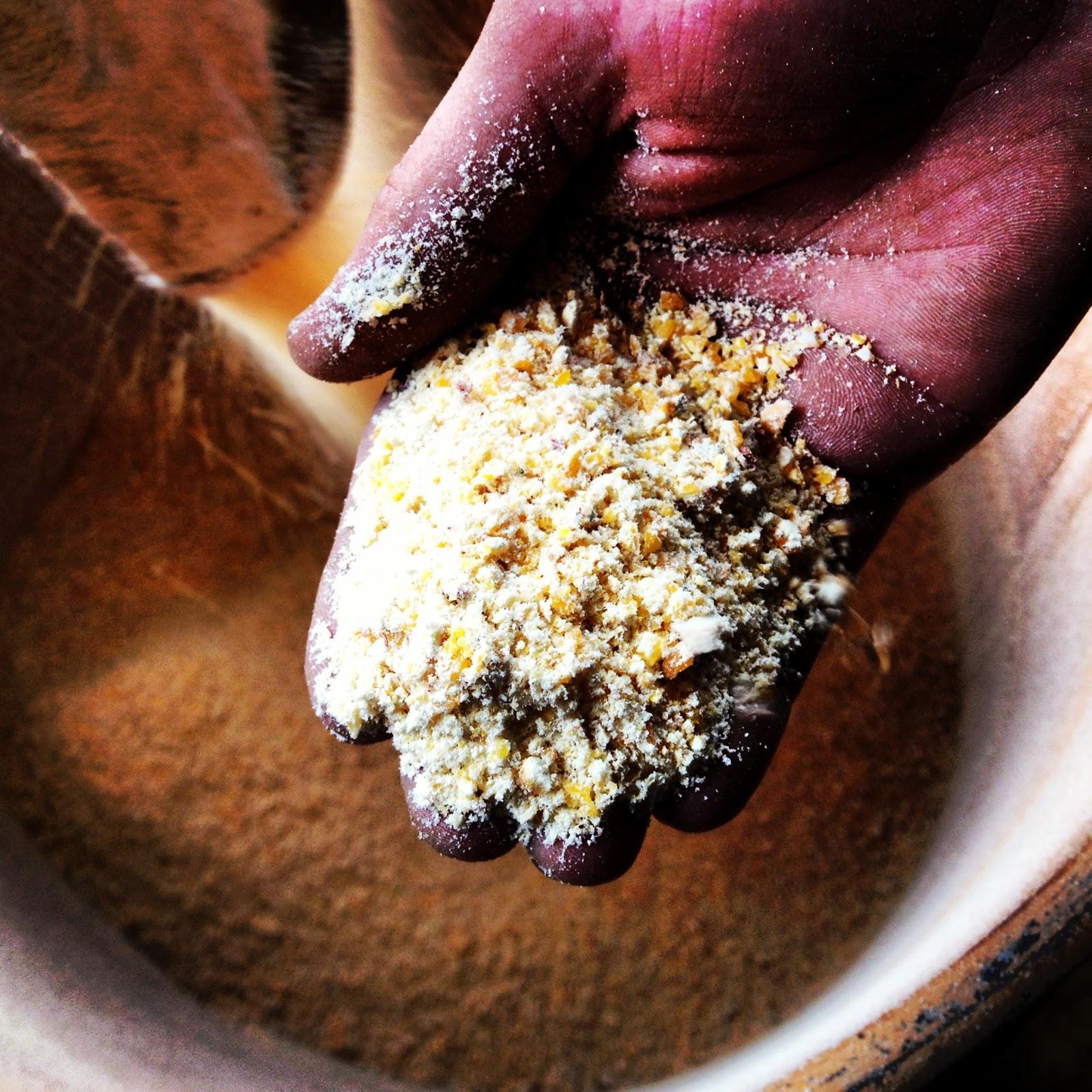 honey and horseshoes: Corn clobberer