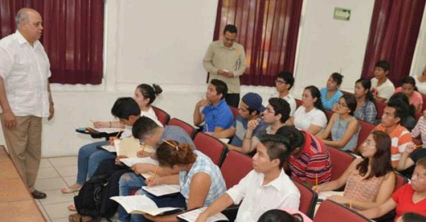 Secundaria técnica será fortalecido, anunció Vicente Zeballos, Presidente del Consejo de Ministros
