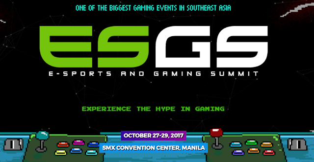 ESGS 2017 Happening this October 27-29