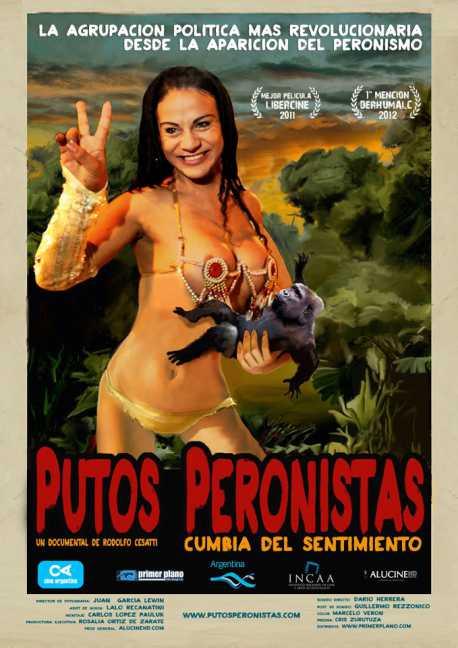 """VER ONLINE Y DESCARGAR DOCUMENTAL: """"Putos Peronistas, Cumbia del Sentimiento"""""""