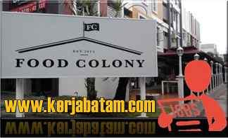 Lowongan Kerja Batam Food Colony Nagoya City Walk