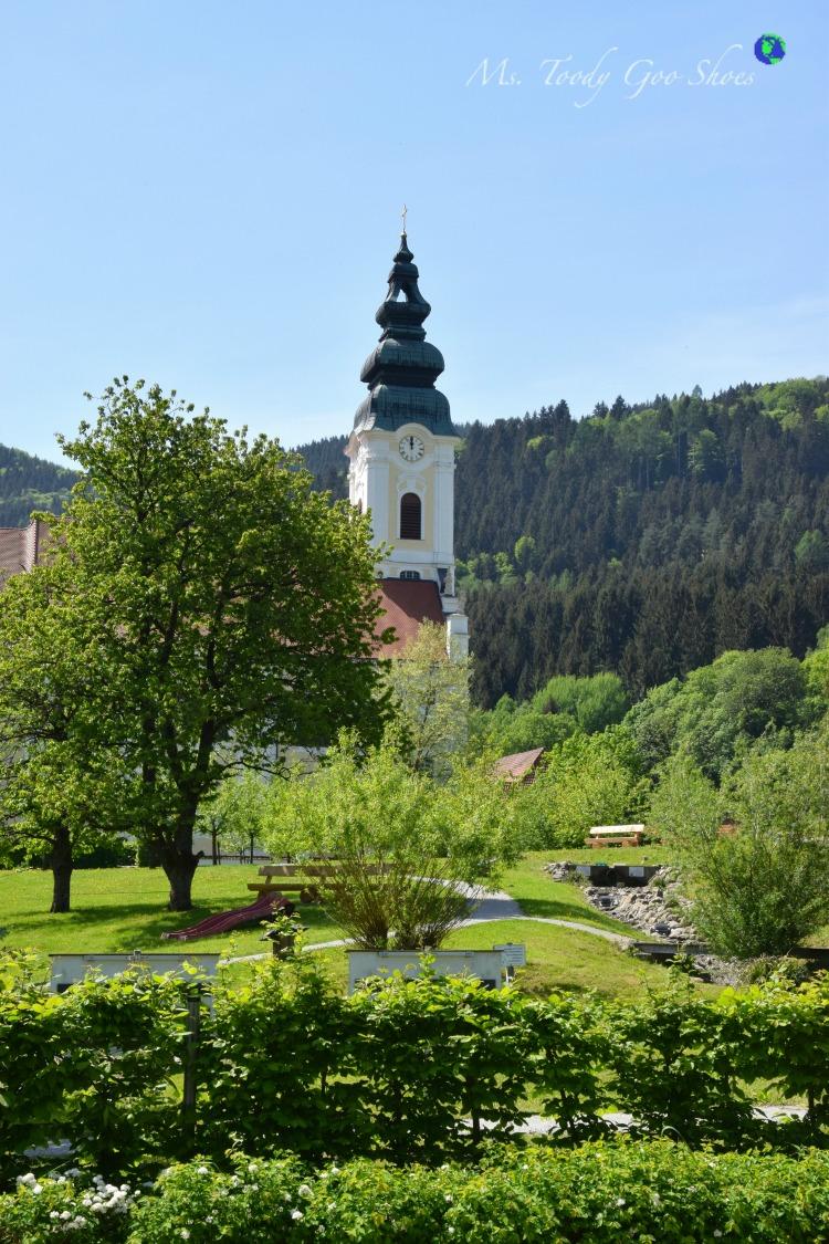 Engelszell Abbey, Austria | Ms. Toody Goo Shoes  #austria #danuberivercruise #engelhartszell zell