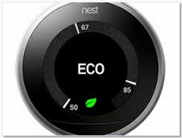 How to program nest thermostat fan