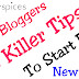 Tips Start New Blog And Business