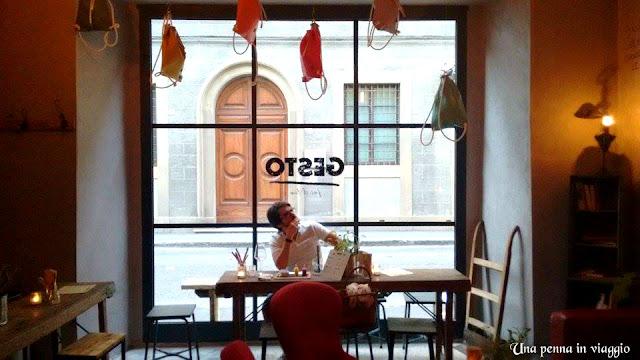 GESTO fai il tuo ristorante Firenze