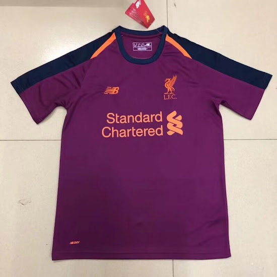 9628fc46d Here is an image of a fake Liverpool FC 18-19 away strip based on the  actual jersey.