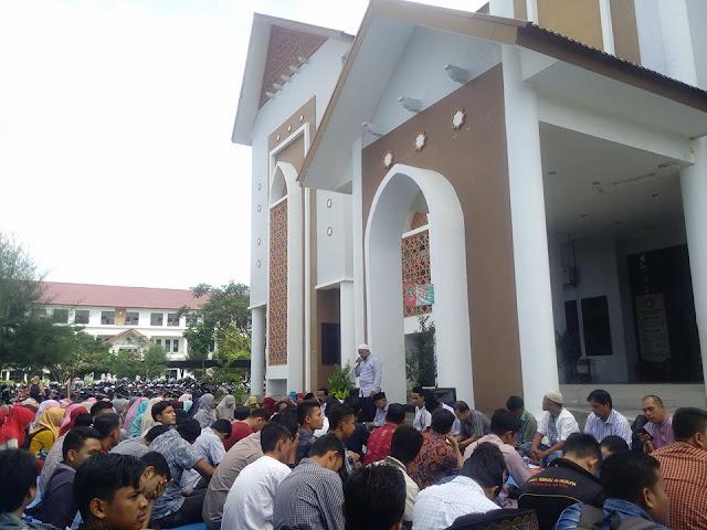 12 Tahun Tsunami, Fakultas Adab UIN Ar Raniry Gelar Doa