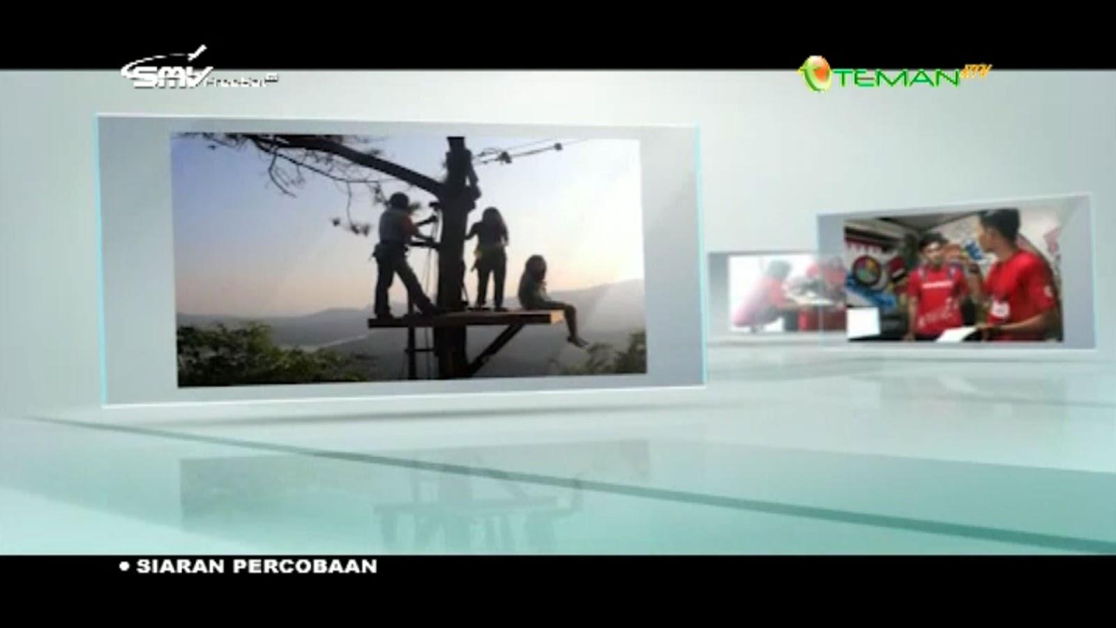 Frekuensi siaran Teman TV di satelit ABS 2A Terbaru
