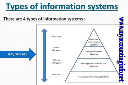 information systems objective
