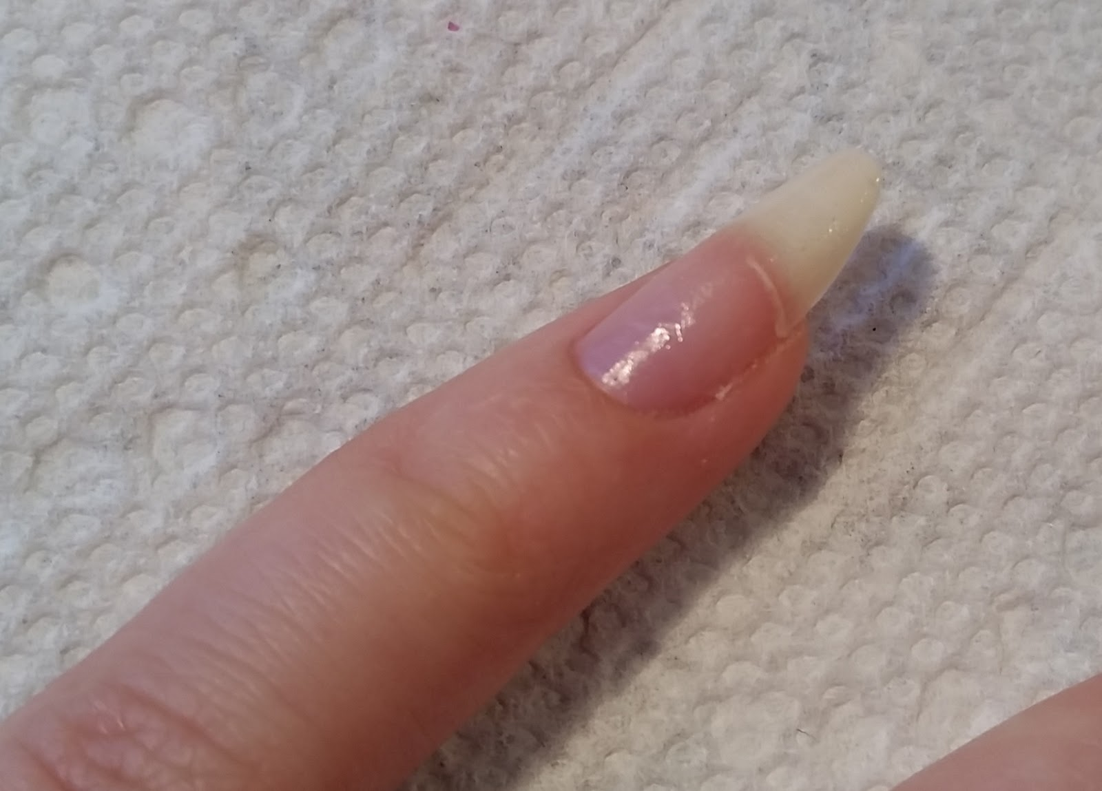 Kate\'s Nailing It: The Sad Tale of the Broken Nail