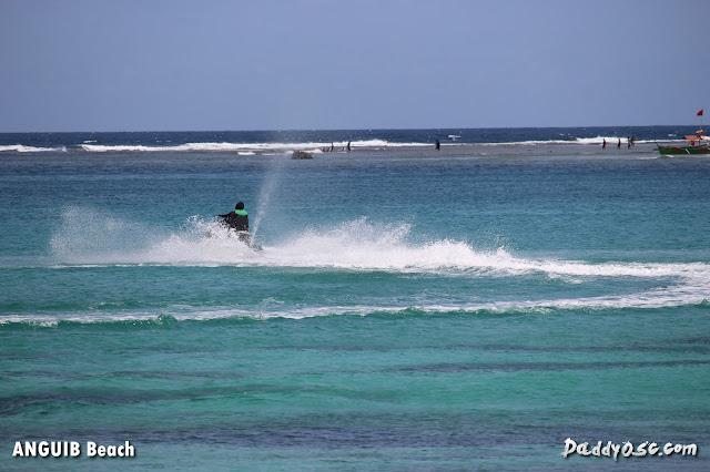 jetski water sports at Anguib Beach, Sta. Ana Cagayan