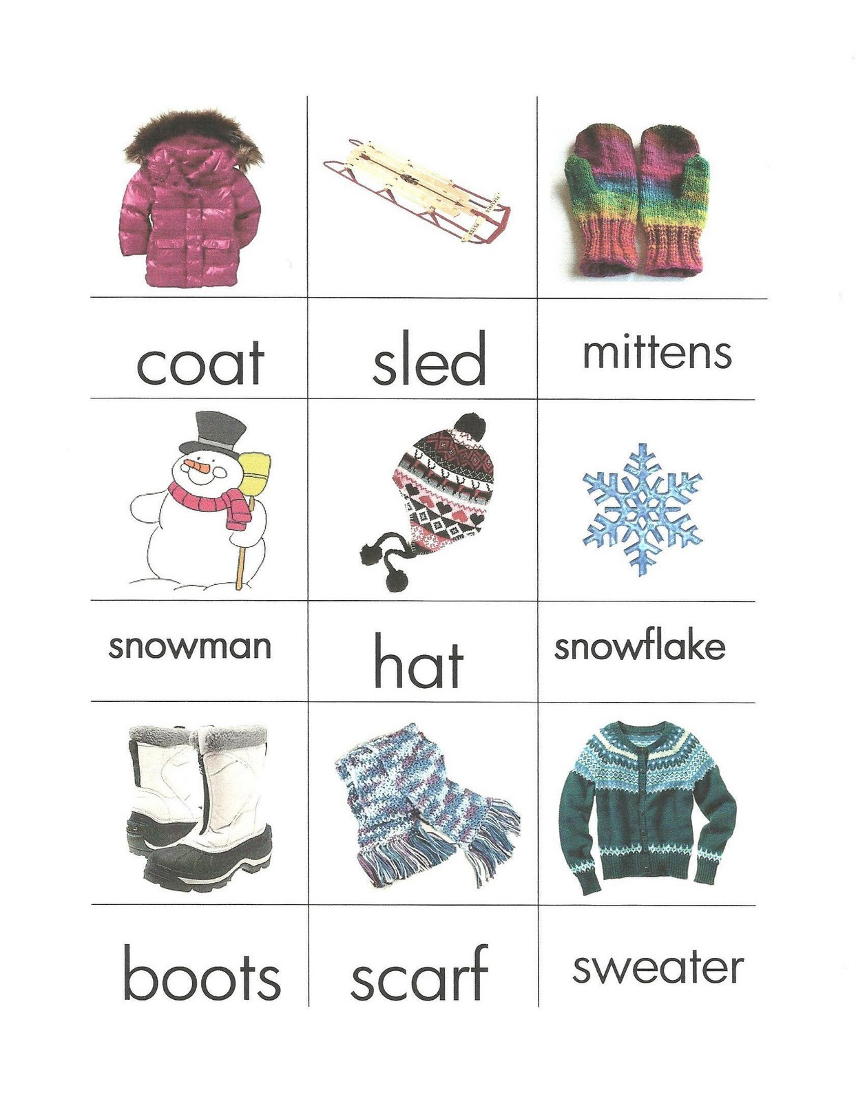 Nurturing Naters With Learning Activities At Home Winter