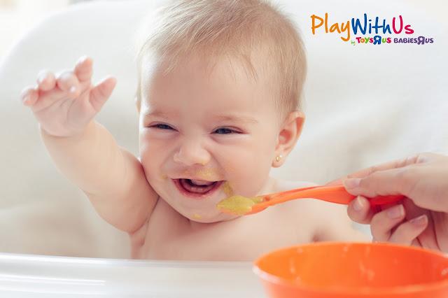 diversification alimentaire et recettes bébé