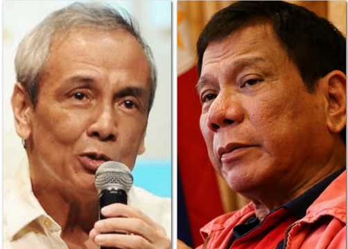MUST READ: HERE'S WHY JIM PAREDES HATED PRESIDENT DUTERTE SINCE COLLEGE!