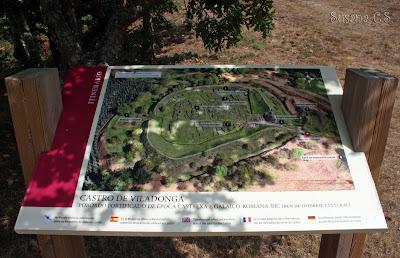 Castro de Viladonga - Castro de Rei - Lugo