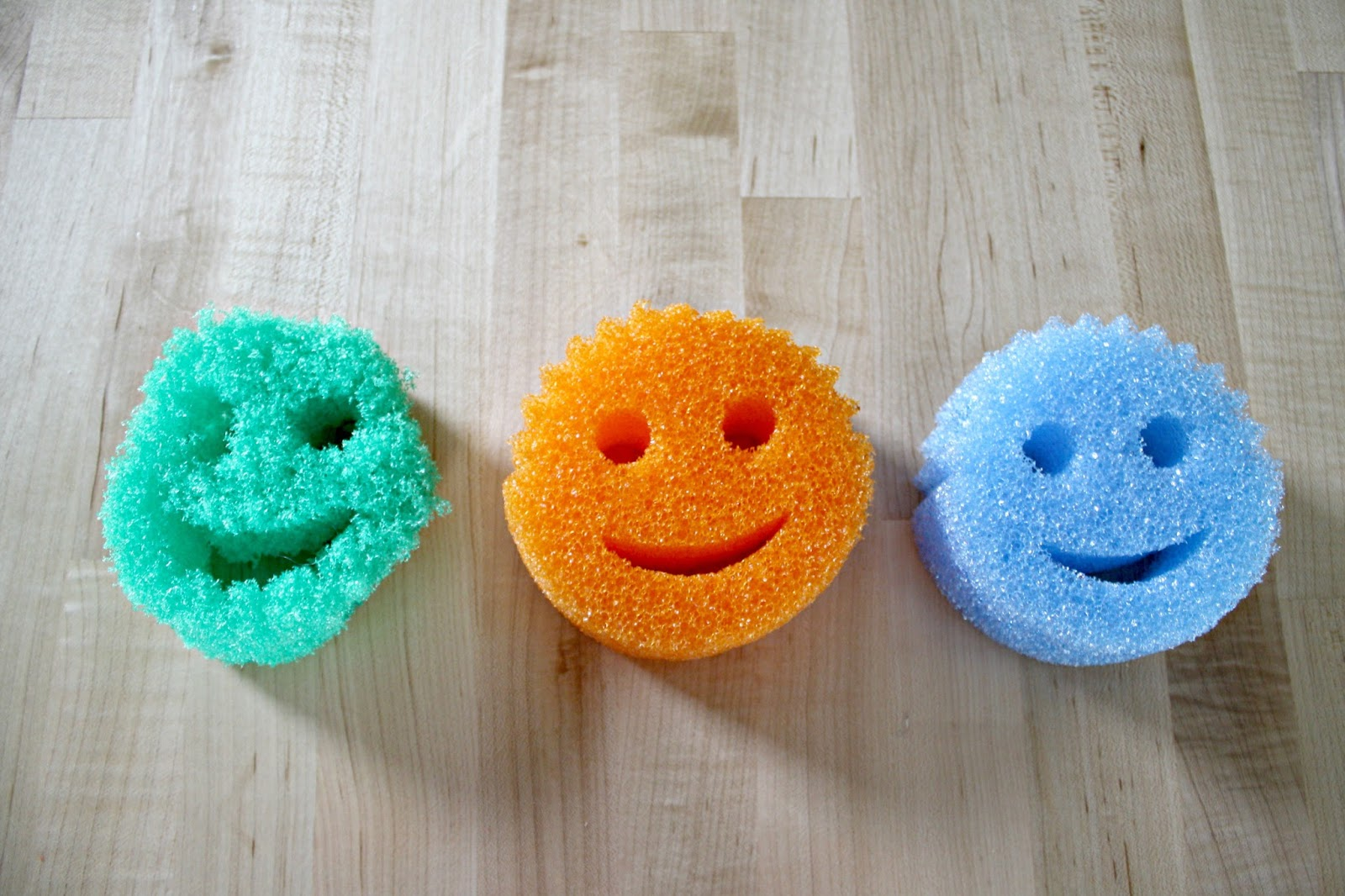scrub daddy sponges -- the best!