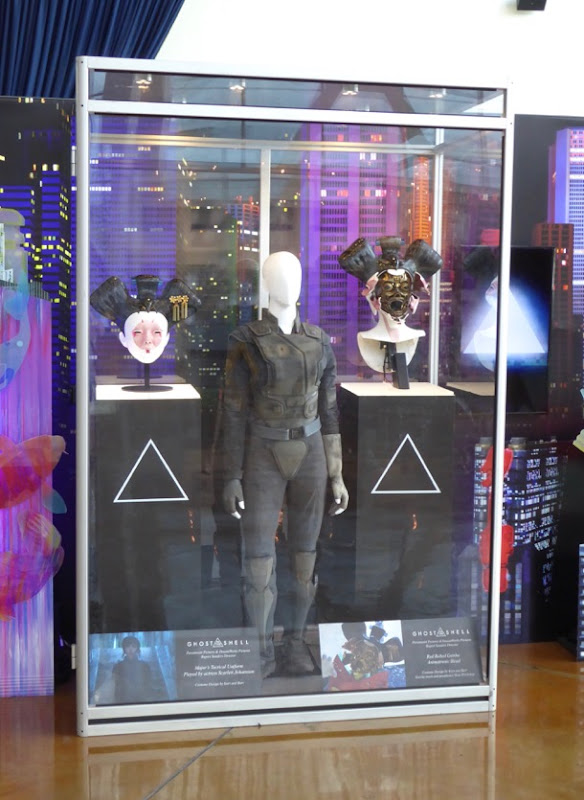 Ghost in the Shell Major tactical uniform