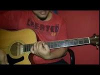 Belajar Kunci Gitar D# (Eb) Mayor, Cara Mudah, Cepat & Benar, Latihan Gitar Dasar