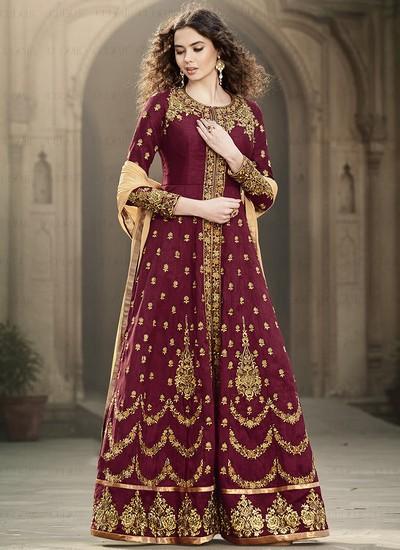 Anarkali dress images hd breakout