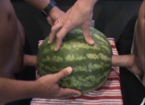man fuck the melon fruit porn