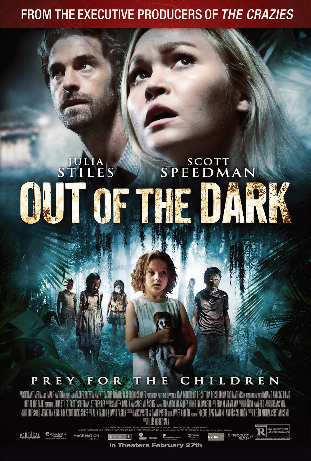 Out of the Dark 2015 - Full (HD)
