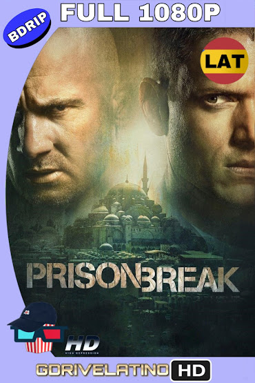 Prison Break (2005-2017) Temporada 01 al 05 BDRip 1080p Latino-Ingles MKV