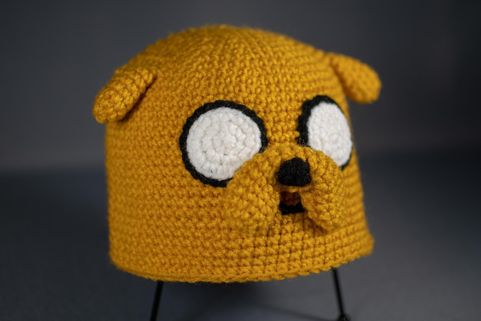 Jake the Dog Hat Free Crochet Pattern 22d781c19cd