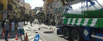Servicio de camiones cuba en Madrid