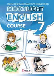7. Sınıf İngilizce SDR Dikey Yayıncılık Çalışma Kitabı Cevapları