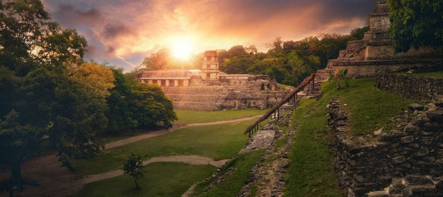 Netflix Releases New Series About The Mayan Civilization