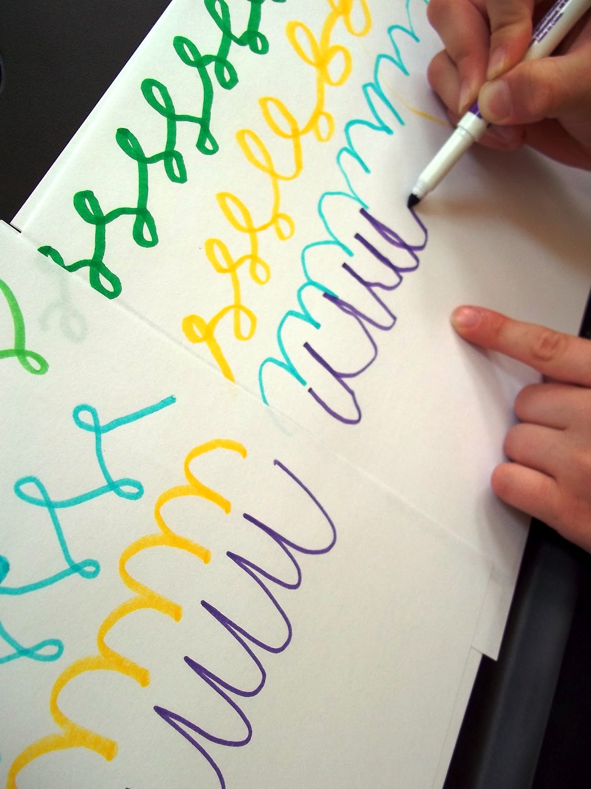 Sweet Tea Classroom Integrate Fun Cursive Writing And Art
