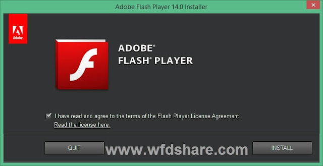 Adobe Flash Player 22.0.0.209 Final Install Offline