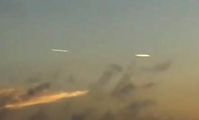 Resultado de imagem para VIDEO espetacular de OVNIS cilíndricos no Chile