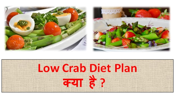 Low Carb Diet Plan Kya Hai