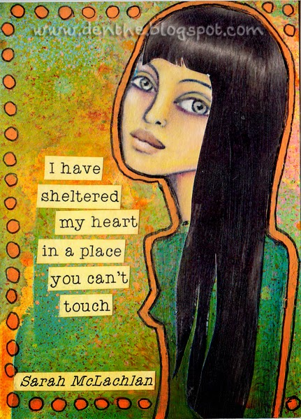 I have sheltered my heart nr6